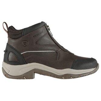 Telluride Zip H2O Ladies Boots - Dark Brown