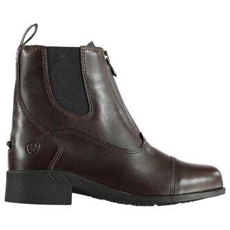 Devon IV Kids Paddock Boots - Light Brown