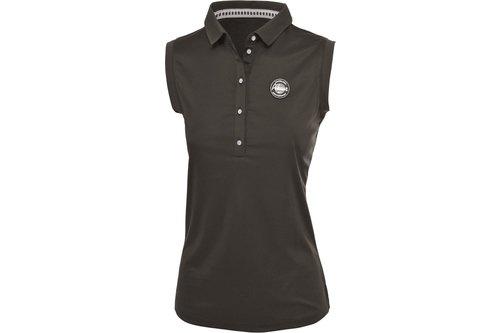 Jarla Sleeveless Polo Shirt Ladies