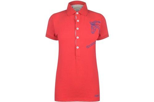 UK Flamborough Polo Shirt Ladies