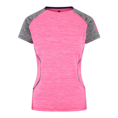 Pammy Ladies Top - Knockout Pink