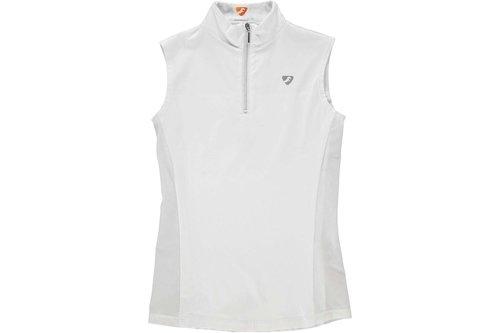 Junior Girls Sleeveless Competition Shirt