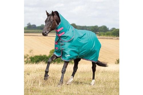 Tempest Original 100g Detachable Neck Turnout Rug