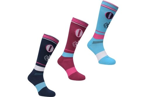 3 Pack Ladies Sock