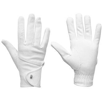 Madison Gloves - White