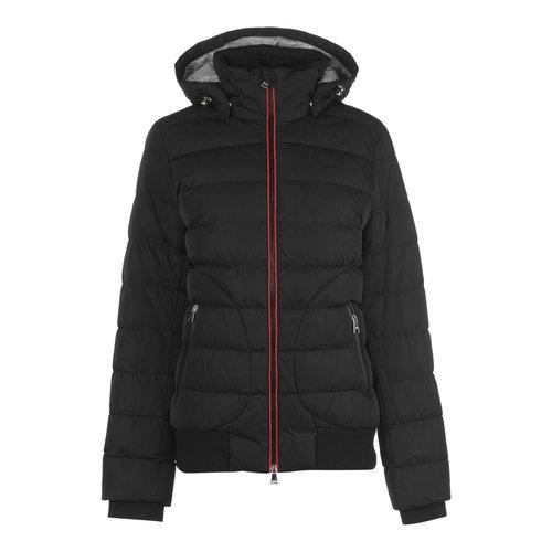 Jean Padded Ladies Jacket - Black