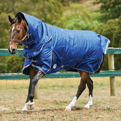 ComFiTec Ultra Tough Detach A Neck Heavy 360g Turnout Rug