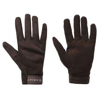 Insulated Tek Grip Gloves - Bark