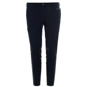 Tessa Full Grip Ladies Breeches - Night Blue