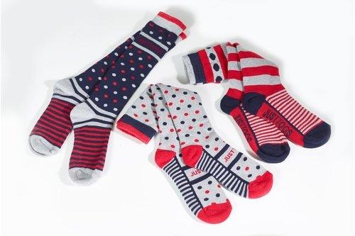 Veneto 3 Pack Socks Ladies