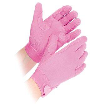 Junior Newbury Gloves - Pink