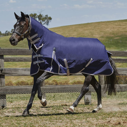 ComFiTec Essential Combo Heavy 360g Turnout Rug