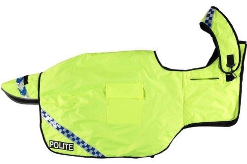Polite Waterproof Quilted Hi Vis Wrap Around Rug