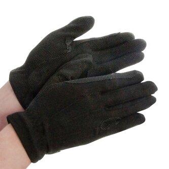 Deluxe Track Gloves - Black