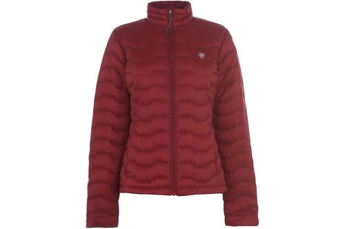 Ideal 3.0 Down Ladies Jacket - Laylow Red
