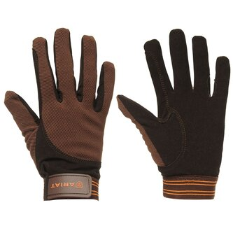 Tek Grip Gloves - Brown