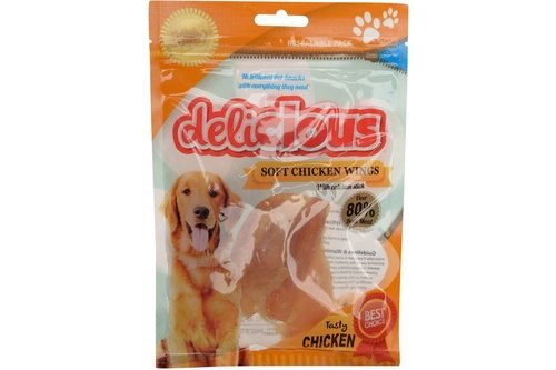 Soft Chicken Wings Pet Treat