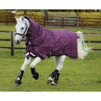 Plus Medium 250g Turnout Rug with Vari Layer