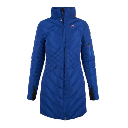 Fariella Ladies Parka Jacket - Sodalite Blue