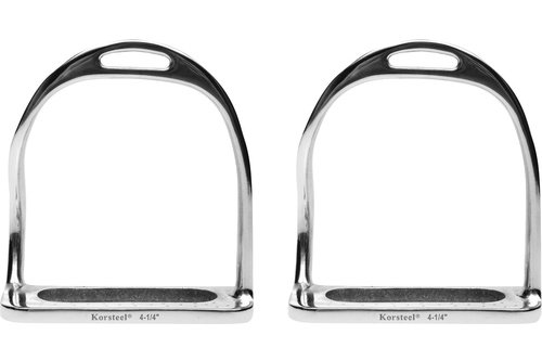 Stainless Steel Safety Stirrup Irons