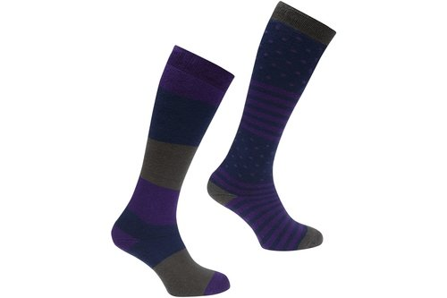 2 Pack Riding Socks