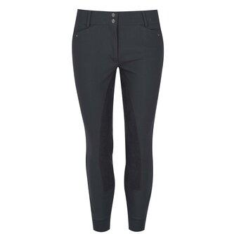 Heritage Elite Full Seat Ladies Breeches - Grey