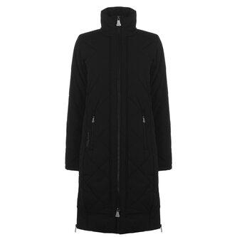 Long Insulated Coat Ladies