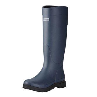 Radcot Ladies Wellington Boots - Navy