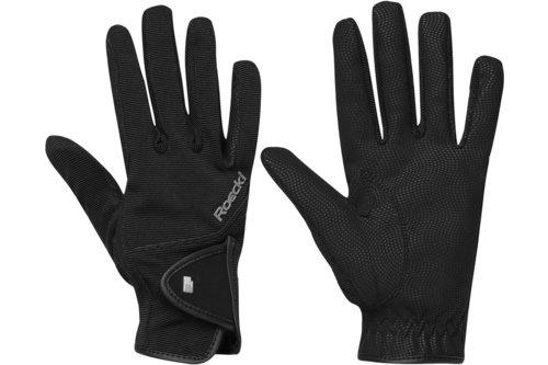 Milano Riding Gloves - Black