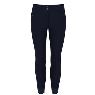 Heritage Elite Full Seat Ladies Breeches - Navy