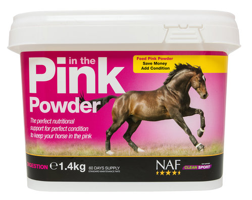 In The Pink Powder (1.4kg)