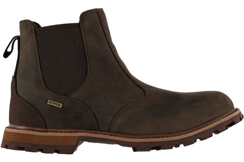 Chelsea Mens Leather Ankle Boots