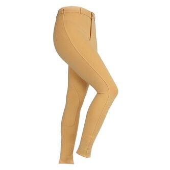 SaddleHuggers Maids Jodhpurs - Canary