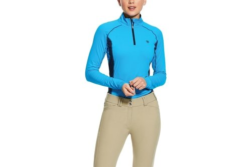 Tri Factor Quarter Zip Base Layer