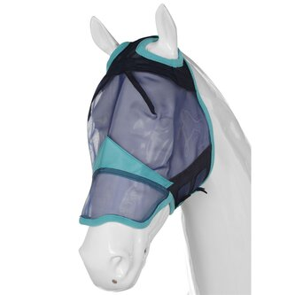 Mesh Fly Mask With Nose