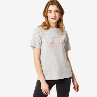 Forstal Boyfriend Logo T Shirt