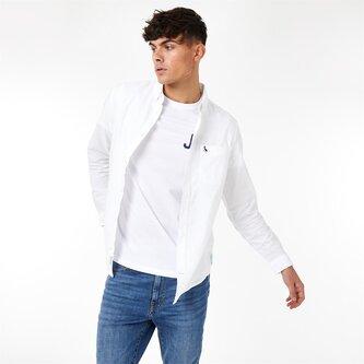 Wadsworth Plain Oxford Shirt