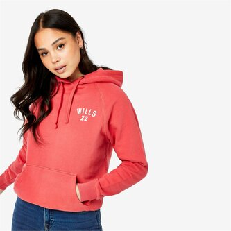 Redhill Pop Over Hoodie