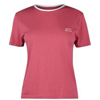 Trinkey Ringer T Shirt