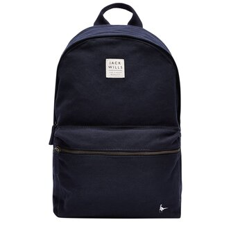 Exeter Mr Wills Canvas Backpack