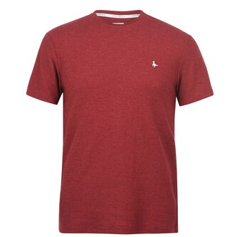 Bertie Textured T Shirt