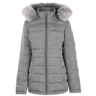 Hood Down Jacket Ladies