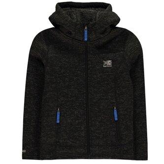 Long Sleeve Zip Hoodie Junior Unisex