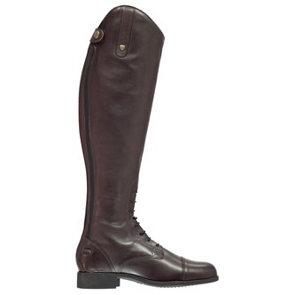 Heritage Contour Field Ladies Riding Boots - Sienna Brown