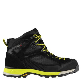 Hot Earth Walking Boots Mens