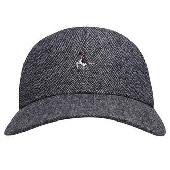 Brigsley Herringbone Wool Cap
