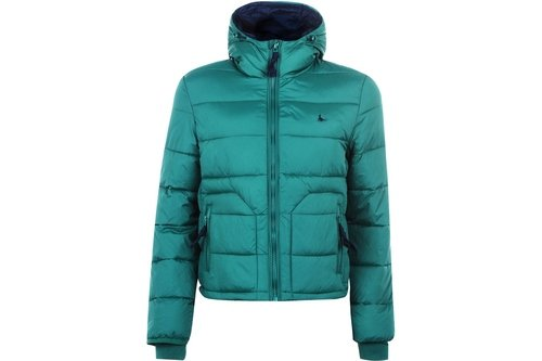 Piper Hooded Padded Jacket
