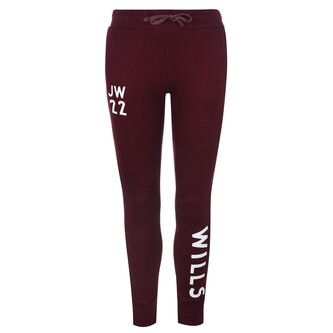 Locked Slim Jogging Pants Ladies