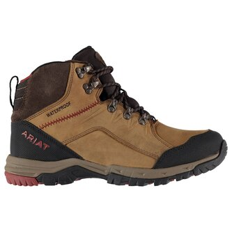 Skyline Mid H20 Mens Boots - Distressed Brown