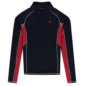 Lowell  quarter  Zip Baselayer